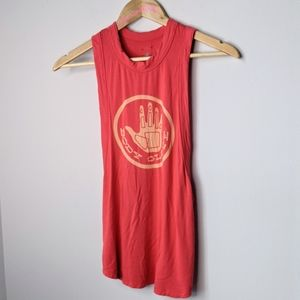 Body glove tank top size small
